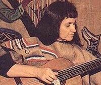 Virginia Vidal / Violeta Parra, el canto de todos