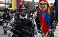 col desfile militar