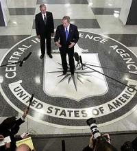eeuu Bush y la CIA