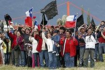 Chile: una escritora vive y describe la realidad en Aysen