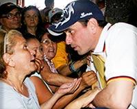 Las primarias opositoras en Venezuela