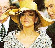 España: Cristina Borbón también metía sus deditos en la lata
