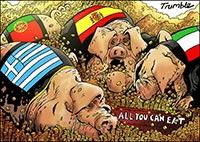 La crisis europea no era imprevisible