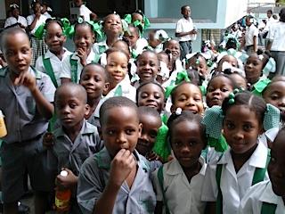 haiti escuela