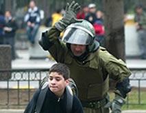 Chile, elogio de la violencia