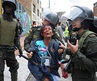 Colombia: gestos por la paz