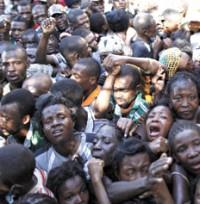 haiti hambre