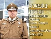 Chile: la forja de los rebeldes y el caso de la Comisaría 38