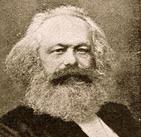 Marx is back, gozaba de buena salud