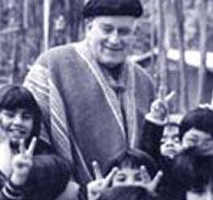 Recuerdo y clase magistral de un obispo en Chile
