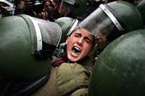 Chile: ¡Abajo los partidos! ¡Viva la política!