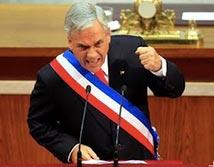 Chile: las omisiones del presidente