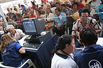 Venezuela, trabajadores: beneficio bolivariano