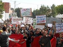 Túnez, 1º de mayo: ganó el pueblo