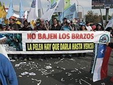 Salario mínimo: salario ético en Chile
