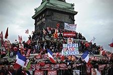 Francia: nuestra resistencia no ha hecho más que empezar