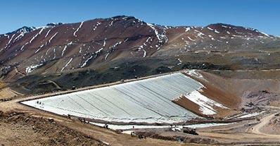 Visita a Pascua Lama / Más que nunca no a la mina
