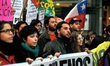 """Óptica: el """"desierto florido"""" de la izquierda chilena"""