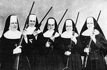 Estados Unidos: monjas perseguidas en medio del vendaval