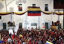 Venezuela: se inscribirá la candidatura de Chávez