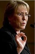 Creo que hay un lado de Bachelet que es muy interesante, pero lo van a golpear y manosear