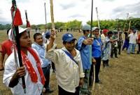COLOMBIA-INDIGENAS-OCUPACION-PROTESTA