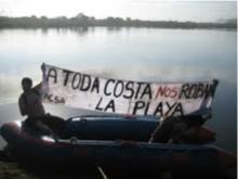 Chile: ley de pesca acentúa crisis social; en Coyhaique, Aysén, se asfixian y carabineros agrede a un médico