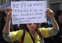 """""""Son incompatibles la lucha estudiantil y las candidaturas presidenciales"""""""