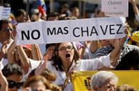 El fantasma de Pinochet merodea por la campaña contra Chávez