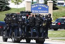 Estados Unidos, domingo sangriento: otra matanza, esta vez en un templo