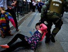 Manifestaciones estudiantiles en Chile: las protestas y sus narrativas mediáticas