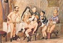 Estados Unidos en su decadencia: el general sodomita