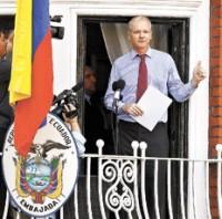 wiki assange asilado
