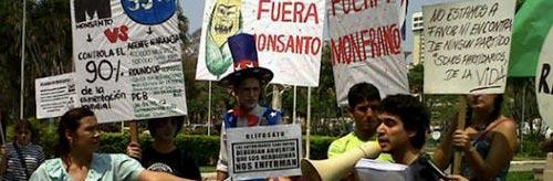 Argentina: la espada de Monsanto sobre América Latina