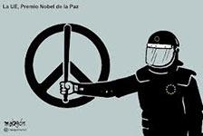 Fernando Luengo* / Premio Nobel de la Paz para la Unión Europea: un disparate