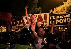 Portugal: ¡que se joda la Troika, este presupuesto no pasará!