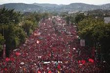 Fin de campañas en Caracas