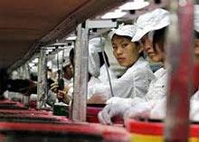China: el salario femenino