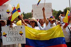 Colombia: desmontar un conflicto de medio siglo