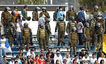 Luisa Bustamante / Estadio seguro, otra fase para un estado policíaco en Chile