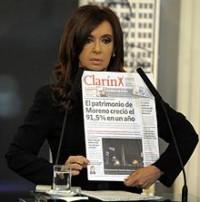 arg Cristina clarin