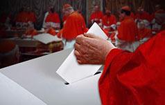 """La abdicación de Benedicto XVI vista a través de un """"cuero de diablo"""""""