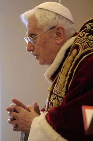 vaticano benedicto xvi