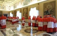 vaticano cardenales