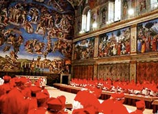 Vaticano: un cónclave especial