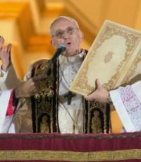 vaticano bergo papa
