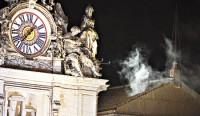 vaticano humo blanco