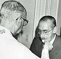 vaticano videla y bergoglio