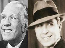 Un entresueño con Gardel y Borges