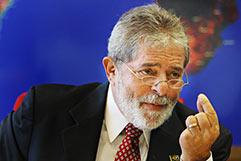 Señor Lula da Silva: estamos en México.